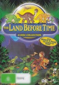 The Land Before Time: I to VI - 6 Page Colour-in Book