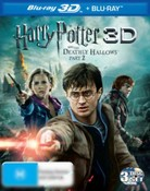Harry Potter and the Deathly Hallows - Part 2 (3D Blu-ray/Blu-ray) (3 Disc)