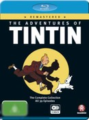 The Adventures of Tintin Remastered