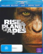 Rise Of The Planet Of The Apes (BD/DVD/DC)