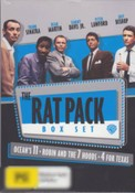 4 for Texas / Ocean's Eleven (1960) / Robin and the 7 Hoods (The Rat Pack Boxset)