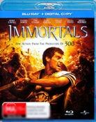 Immortals (Blu-ray/Digital Copy)