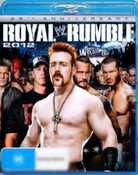 WWE: Royal Rumble 2012