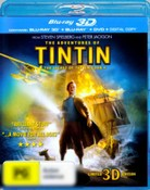 The Adventures of Tintin: The Secret of the Unicorn (2011) (3D Blu-ray/Blu-ray/DVD/Digital Copy)