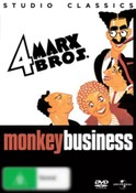 Monkey Business (4 Marx Bros) (1931)