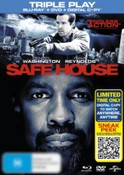 Safe House (Blu-ray/DVD/Digital Copy)