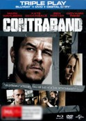 Contraband (Blu-ray/DVD/Digital Copy) (3 Discs)