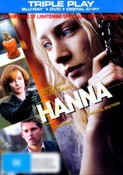 Hanna (Blu-ray/DVD/Digital Copy)