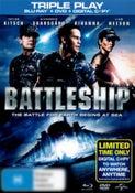 Battleship (Blu-ray/DVD/Digital Copy)
