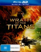 Wrath of the Titans (3D Blu-ray/Blu-ray)