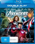 The Avengers (2012) (Marvel) (Blu-ray/DVD)