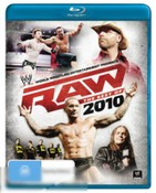WWE Raw - The Best Of 2010 (Blu Ray)