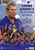 Shane Warne's IPL Rajasthan Royals