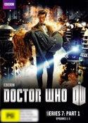 Doctor Who: Season 7 - Part 1 (Episodes 1-5) (2 Discs)