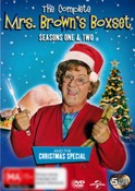 Mrs Brown's Boys: Season 1 and 2 (with Christmas Special)