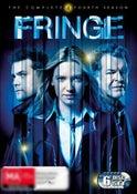 Fringe: Season 4  (with Bonus TV Sampler) (6 Discs)