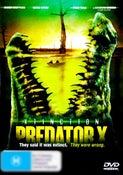 Xtinction Predator X