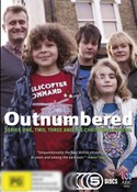 Outnumbered: Seasons 1 - 3 plus Christmas Special
