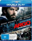 Argo (With Extended Cut) (Blu-ray/DVD) (2 Discs)