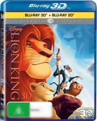 Lion King (3D Blu-ray/Blu-ray)