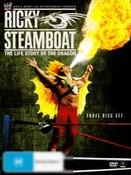 WWE Ricky Steamboat: The Life Story of the Dragon (3 Discs)