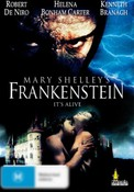 Mary Shelley's: Frankenstein