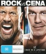 The Rock vs John Cena: Once in a Lifetime