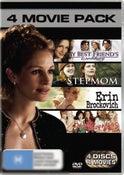 Erin Brockovich / My Best Friend's Wedding / Steel Magnolias / Stepmom