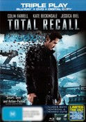 Total Recall (2012) (Blu-ray/DVD/Digital Copy) (4 Discs)