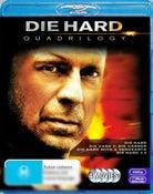 Die Hard Quadrilogy (Die Hard/Die Hard 2: Die Harder/ Die Hard with a Vengeance/Die Hard 4)