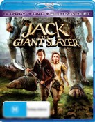 Jack the Giant Slayer (Blu-ray/DVD/UltraViolet)