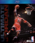 NBA Ultimate Jordan: Deluxe Edition (4 Discs)