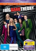 The Big Bang Theory: Season 6 (DVD/UV)