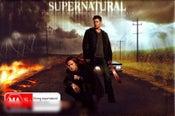 Supernatural: Seasons 1 - 8 (47 Discs)