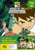 Ben 10: Feature Films Pop Up Power Pack (Secret of the Omnitrix / Race Against Time)