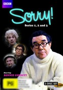 Sorry! - Series 1-3 Collection (3 DVD Set)