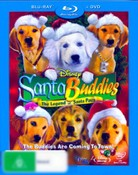 Santa Buddies: The Legend of Santa Paws (Blu-ray/DVD)