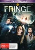 Fringe: Season 5 (Final Season) (DVD/UV)