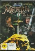MERLIN-THE RETURN