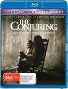 The Conjuring (Blu-ray/DVD/UV)