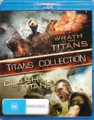 Clash of the Titans / Wrath of the Titans (Blu-ray Double)
