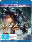 Pacific Rim (3D Blu-ray/Blu-ray/UV)