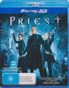 Priest (2011) (3D Blu-ray)