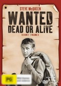 Wanted: Dead or Alive: Season 2 - Volume 3
