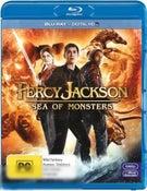 Percy Jackson: Sea of Monsters (Blu-ray/Digital HD UV)