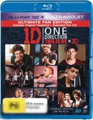 One Direction: This Is Us (3D Blu-ray/UV) (Theatrical/Extended Versions 2 Disc Edition)