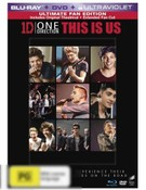 One Direction: This Is Us (Blu-ray/DVD/UV)