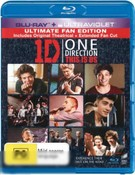 One Direction: This Is Us (Blu-ray/UV)