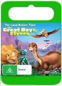 The Land Before Time XII: The Great Day of the Flyers (Handle Case)