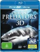 Ocean Predators (3D Blu-ray/Blu-ray)
